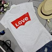 Модные и стильные футболочки. 100% коттон. Турция !!