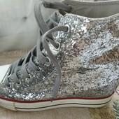 Мега модные демисезонные ботинки р39