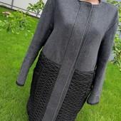 Не пропустите стильное, фирменное, очень красивое пальтишко H&M!