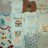 Бодики на малышей  1на выбор,брендовые в идеале