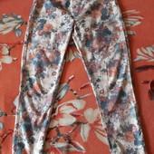 летние джинсы-джеггинсы