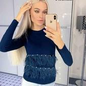 Женский свитера очень лёгкий и стильный
