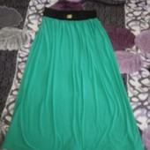 Легкая и прохладная летняя юбка