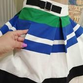 Шикарная юбочка, состояние нового, размер L-XL