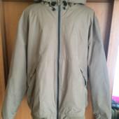 Куртка, легка, деми, р. XL. Cedar wood state. состояние отличное