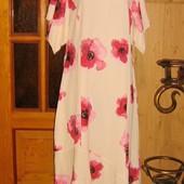 Качество!!! Легкое летнее платьице от модного бренда John Rocha, без следов носки