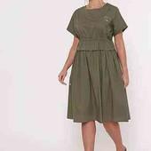 платье Vlavi 56 размер. Фабрика!!! Качество! Мелисса оливка с камнями Сваровски!
