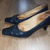 Туфли 100% кожа 37-26