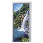 Melinera Германия Декоративная наклейка на дверное полотно до размера 204*97,5см Круче фотообоев)
