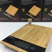 Весы кухонные электронные acs ke domotec ms-a до 5 кг в комплекте с батарейками
