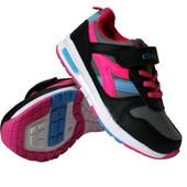 Последний лот! кроссовки для девочек-Clibee-33р-стелька 21см.Польша.Довольны все)