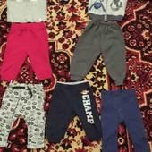 Пакет вещей для мальчика - 1-1,5 года
