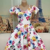 Очень красивое платье, Quiz, размер XS-S.
