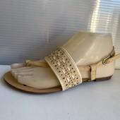 Последние!!! Очень классные кожаные босоножки на каждый день 36-41р. 100% будете довольны покупкой