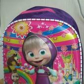 Детский рюкзак Маша