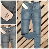 Классные джинсы на девочку см замеры