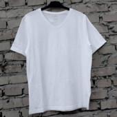 Хлопковая футболка livergy! германия! XL евро 56-58