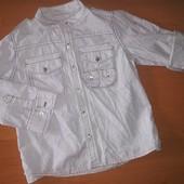 Next. Рубашка на 4-5лет, на рост 110-116