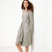 ☘ Шикарный халат с восточным узором от Tchibo(Германия), размеры наши: 42-48 (36/38 евро)