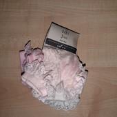 Набор нарядных носочков с кружевом