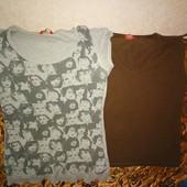Лот 4 шт. Футболка edc и футболка libelle femmes, бюстик Intimissimi и трусы Набор, комплект