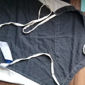 Meradiso фартук передник 100% котон (цвет фото 2)