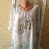 Распродажа гардероба! Роскошная туника-платье. Состояние хорошее