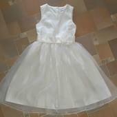Шикарное платье Next на рост 146-152