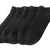 5 пар, комплект спортивных носочков livergy Германия, размер 43-46.