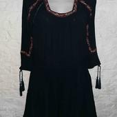 Красивое платье в этно-стиле Super Dry pp M