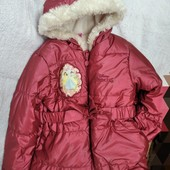 Курточка грязе-водопруф, цвет мерцающий ✓✓✓ Disney Princess