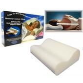 Ортопедическая анатомическая подушка Comfort Memory Pillow, подушка с памятью, от головной боли