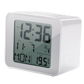 Lidl Auriol Радиоуправляемый часы будильник