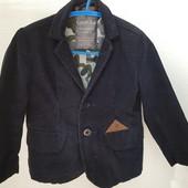 Стильный теплый пиджачок Cool Club,92 р