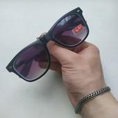 Стильные солнцезащитные очки + подарок! UV 400. Сделайте свой образ неподражаемым!