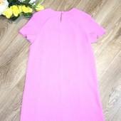 Красивое розовое платье, 6-7 лет, см.замеры. Состояние отличное