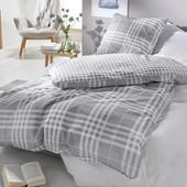 Качественный постельный комплект Tchibo Германия, пододеяльник+наволочки 2шт!!