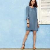 Джинсовое легкое платье Esmara р. 38 евро