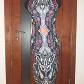 обновление товара распродажа Платье цветочного принта 46р next