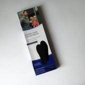 Lidl, Німеччина❤ м'які гелеві устілки з ефектом пам'яті, адаптується до ступні, рр 40-41*25,5 см