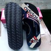 Брендовые вьетнамки Adidas.. читайте размер по стельки они маломерки