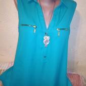 Отличная блуза 12/40 размера.