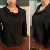 Блуза креп-шифон + юбка в подарок! Замеры