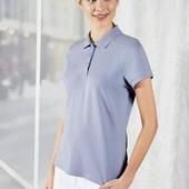 Нежная женская футболка поло Esmara. Размер S, евро 36-38. Упаковка