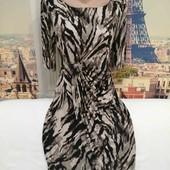 Платье снизу на запах, размер М