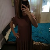 Платье, туника H&M. По бирке xs, но как по мне подойдёт и на M.