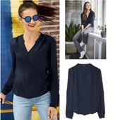 Лёгкая блуза Esmara размер eвро 40 (в лоте фото 2 можно делать рукав 3/4)