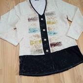 Фирменная туника платье кофта