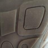 Кожаные туфли на подростка, размер 38