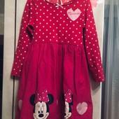 Платье с Минни в идеале.